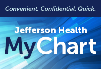 Jefferson Health MyChart